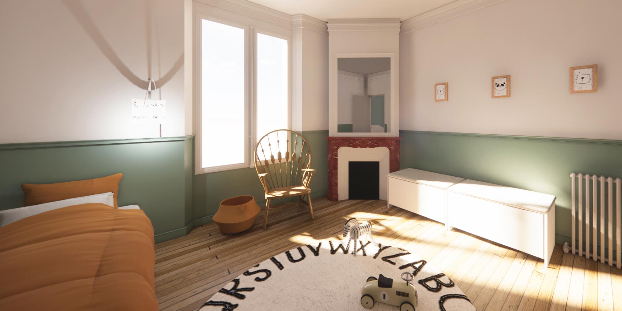 09-chambre-enfant-vert